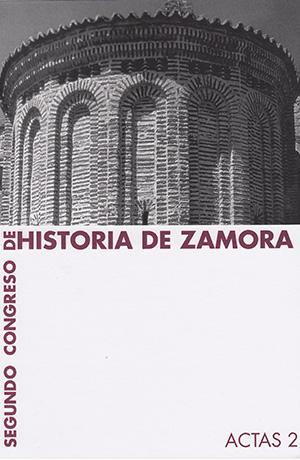 Tomo 2. Congreso II de historia de Zamora