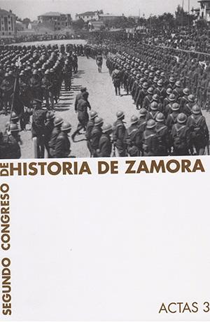 Tomo 3. Congreso II de historia de Zamora