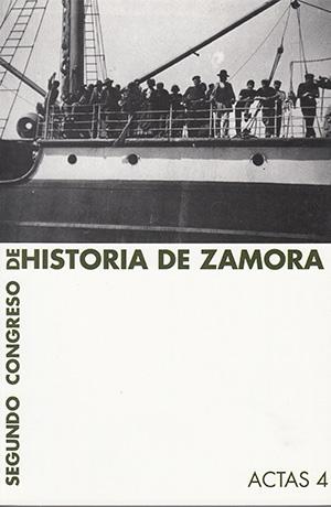 Tomo 4. Congreso II de historia de Zamora