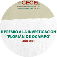 """Premio de Investigación """"Florián de Ocampo"""" 2021"""